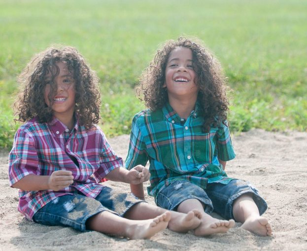 KJ and Tré: Twin Transformation