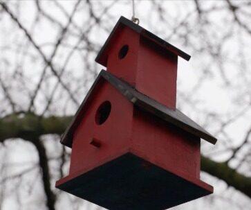 Roger's birdhouse