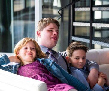 Duncan and siblings