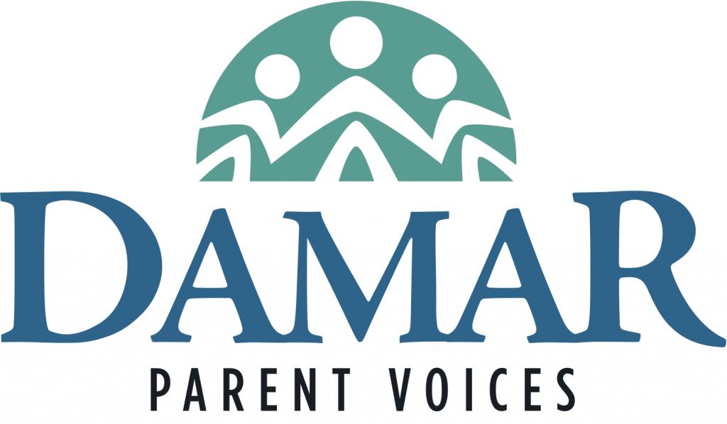 Damar Parent Voices Logo