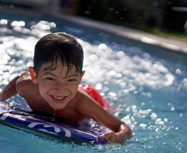 Be Safe Around Water this Summer